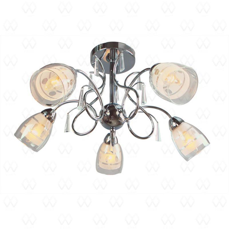 Купить Светильник потолочный MW-Light Нежность 356012205