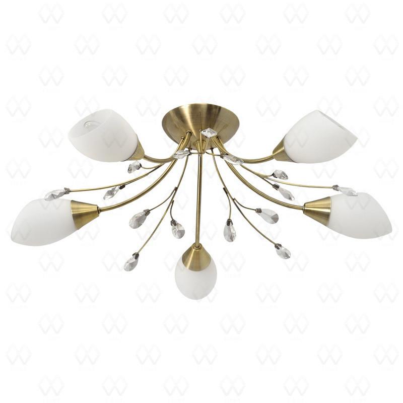 Купить Светильник потолочный MW-Light Нежность 356012905