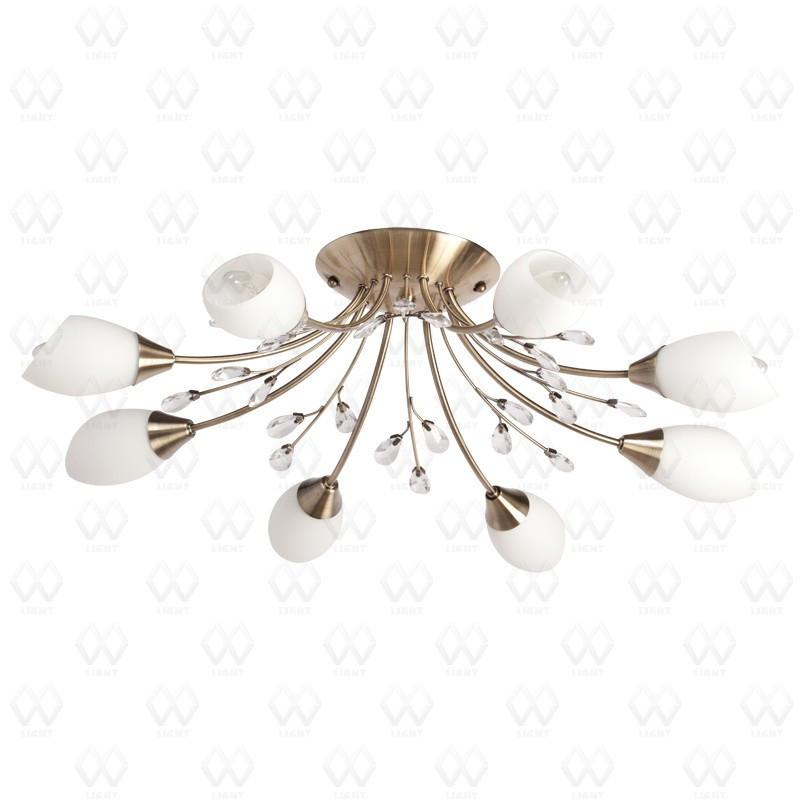 Купить Светильник потолочный MW-Light Нежность 356015308