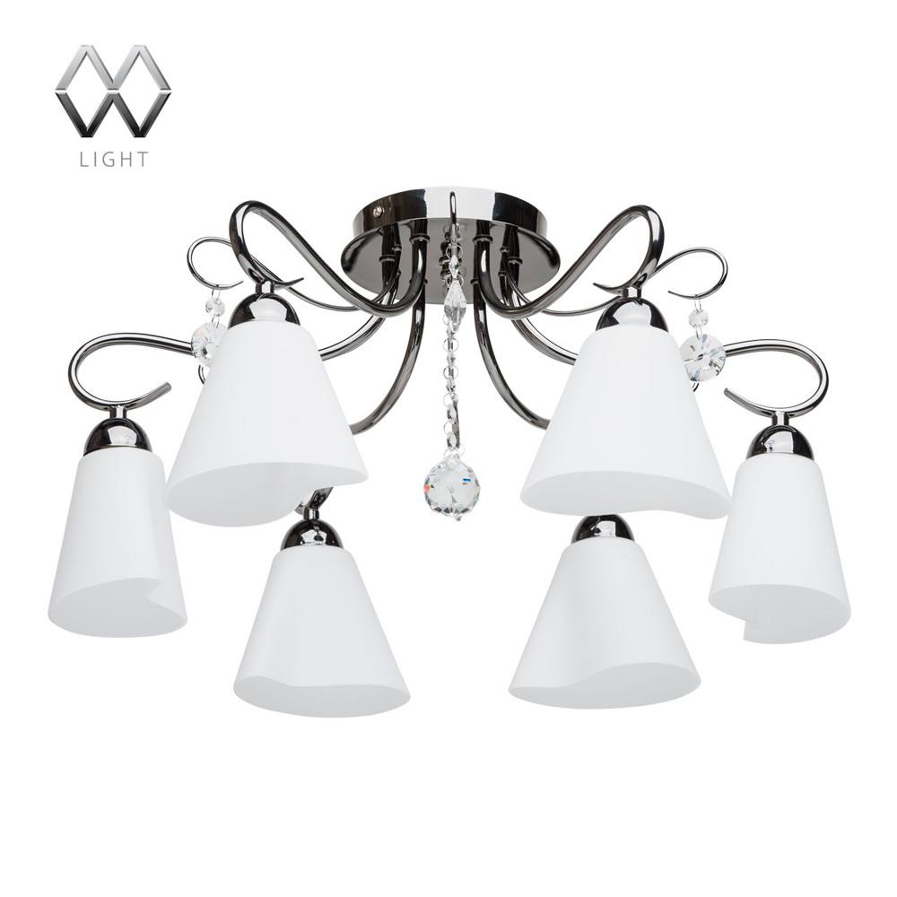 Светильник потолочный MW-Light Нежность 356017406  - Купить