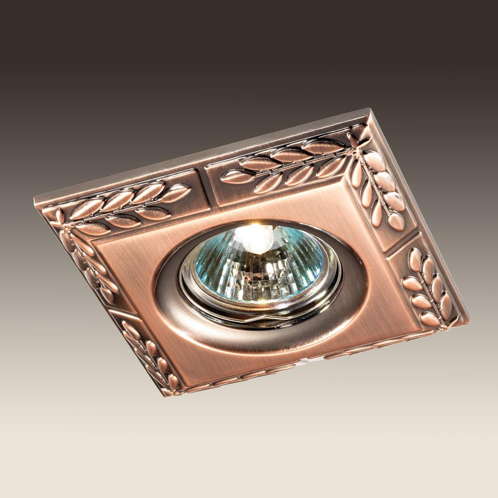 Точечный светильник Novotech Novotech Branch 369662 от svetilnik-online