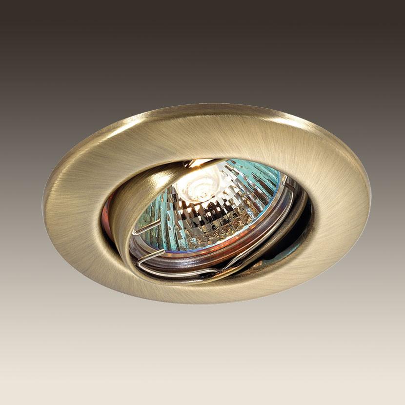 Точечный светильник Novotech Novotech Classic 369691 от svetilnik-online