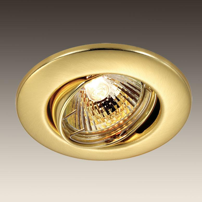 Точечный светильник Novotech Novotech Classic 369695 от svetilnik-online