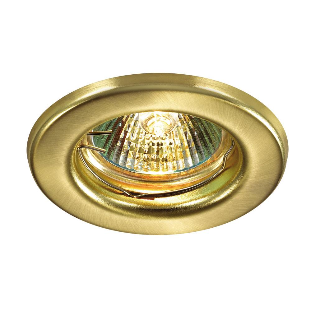 Точечный светильник Novotech Novotech Classic 369704 от svetilnik-online