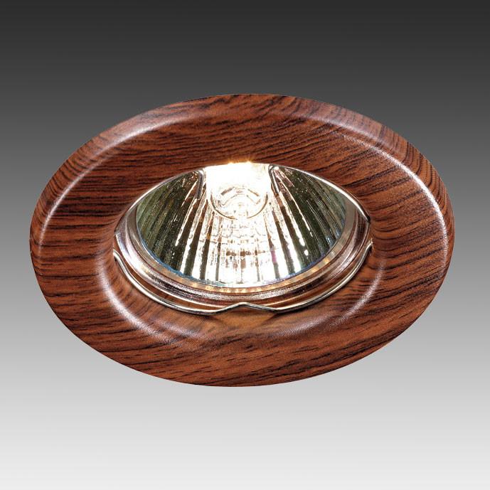 Точечный светильник Novotech Novotech Wood 369714 от svetilnik-online