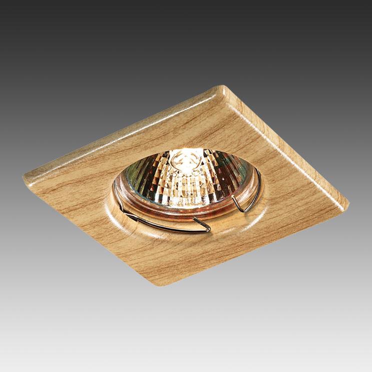 Точечный светильник Novotech Novotech Wood 369716 от svetilnik-online