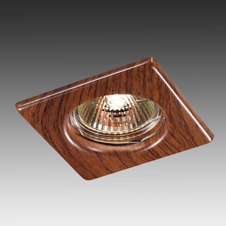 Точечный светильник Novotech Novotech Wood 369717 от svetilnik-online