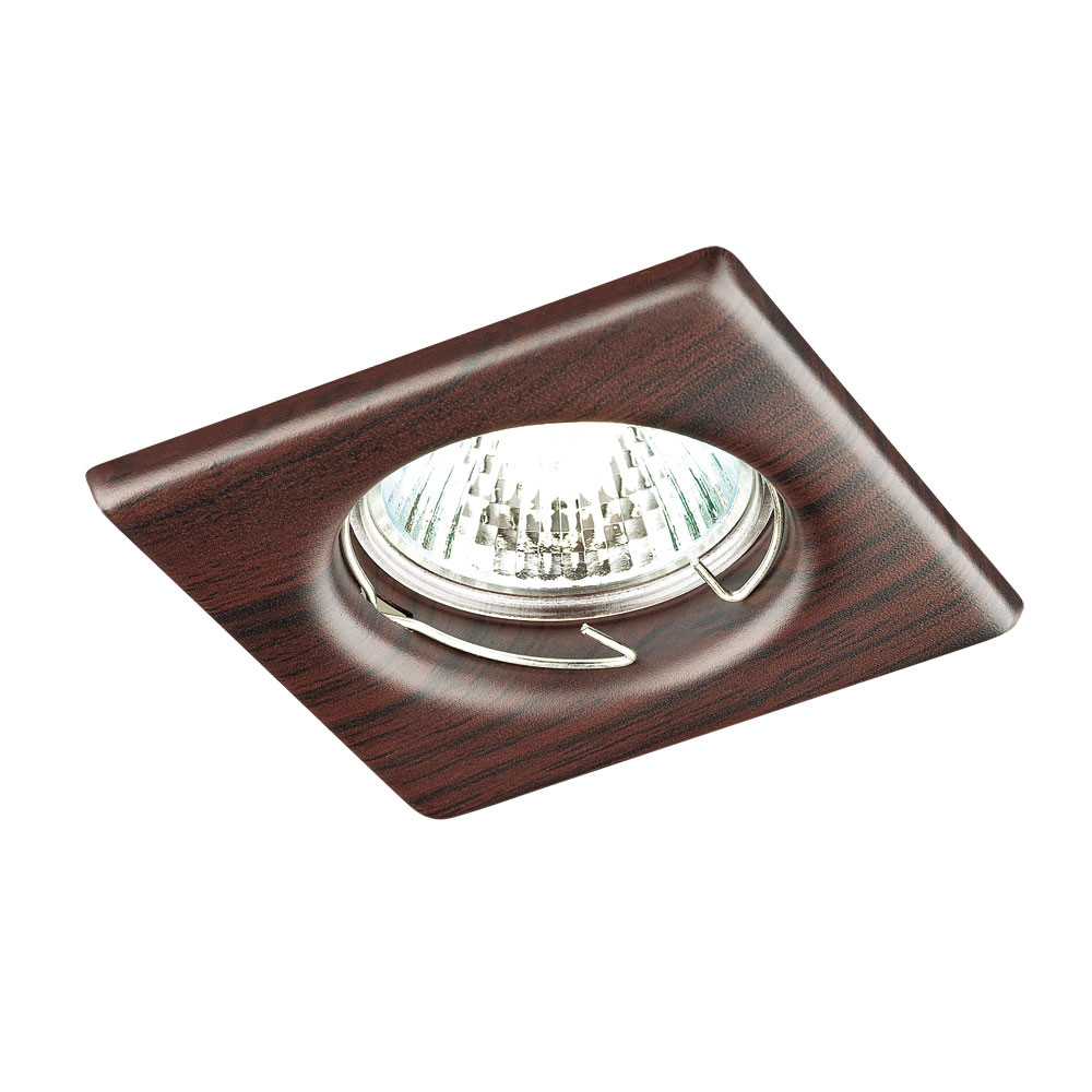 Купить Светильник точечный Novotech Wood 369718