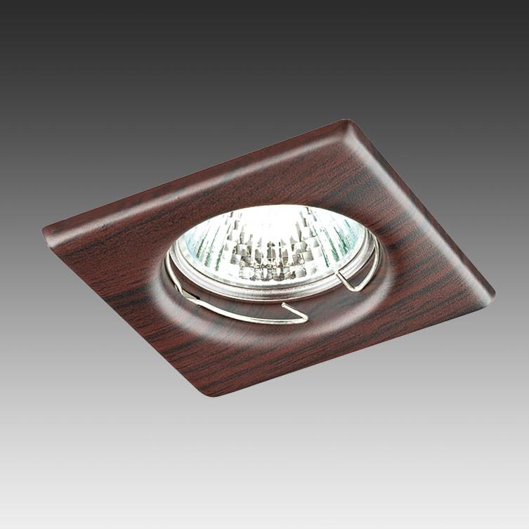 Точечный светильник Novotech Novotech Wood 369718 от svetilnik-online