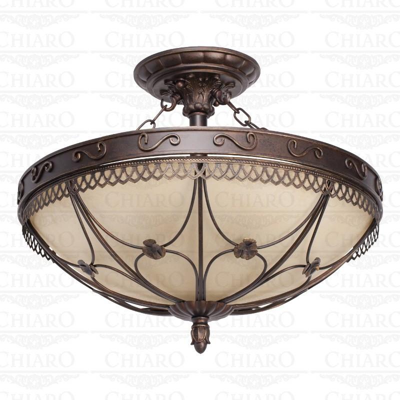 Светильник потолочный Chiaro Айвенго 382018205Светильник потолочный Chiaro Айвенго 382018205<br>