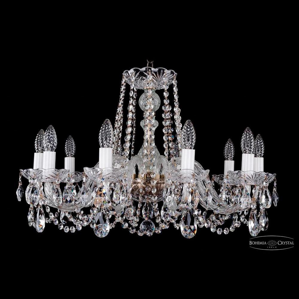 Светильник (Люстра) Bohemia Ivele Crystal 1406/10/240/PaСветильник (Люстра) Bohemia Ivele Crystal 1406/10/240/Pa<br>