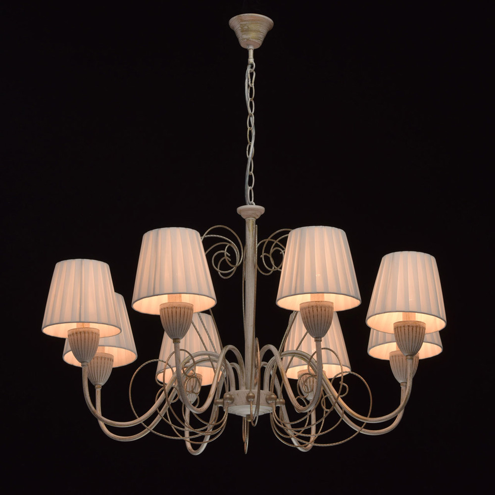 Купить Светильник (Люстра) DeMarkt City Виталина 448013308