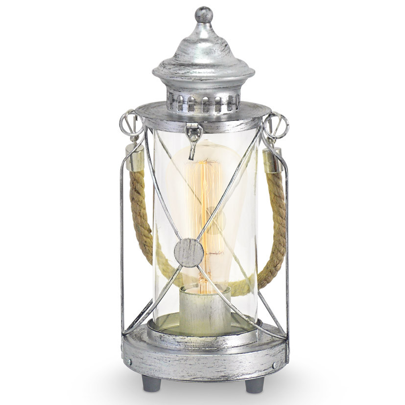 Лампа настольная Eglo Vintage 49284Лампа настольная Eglo Vintage 49284<br>