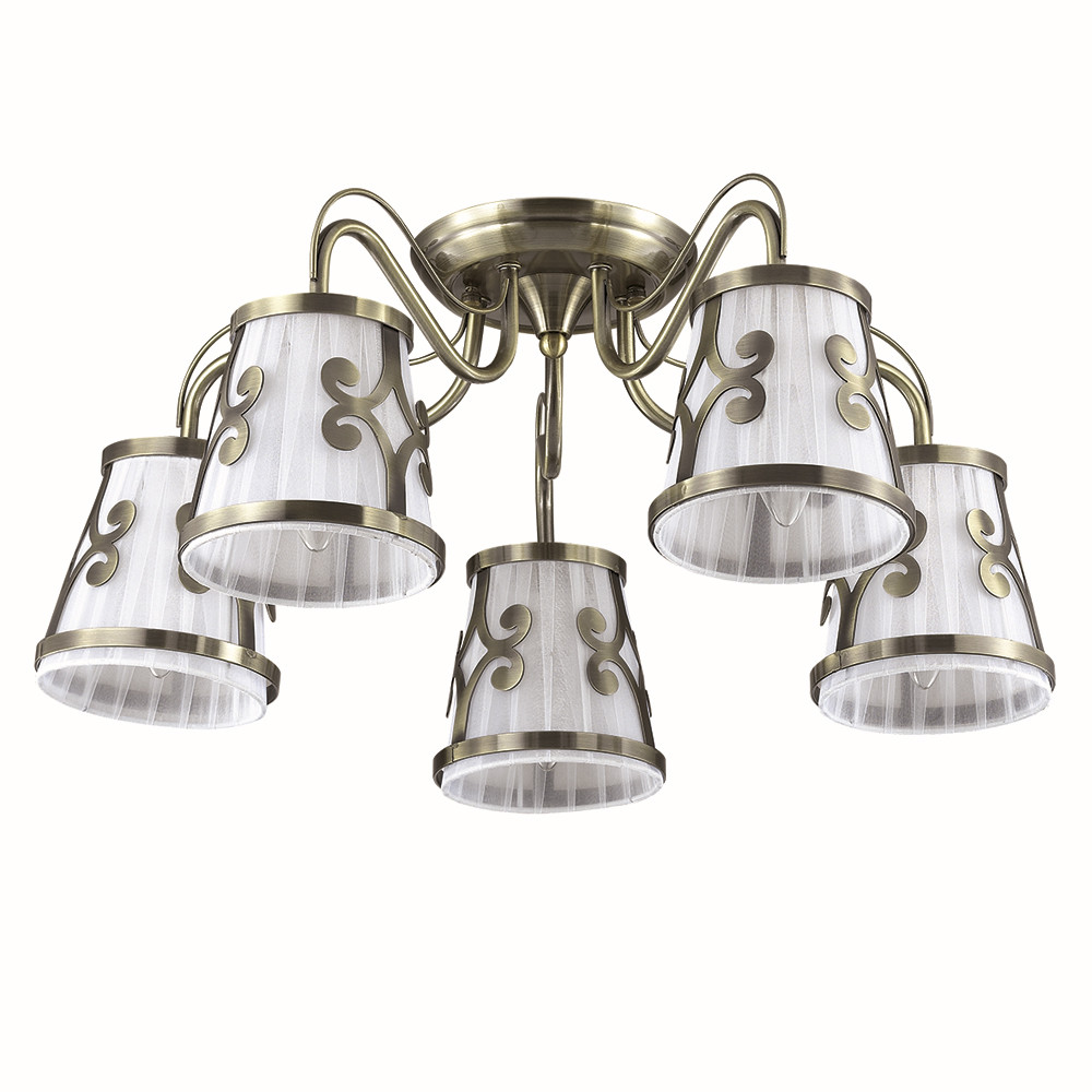 Купить Светильник потолочный Lumion Fetida 3285/5C