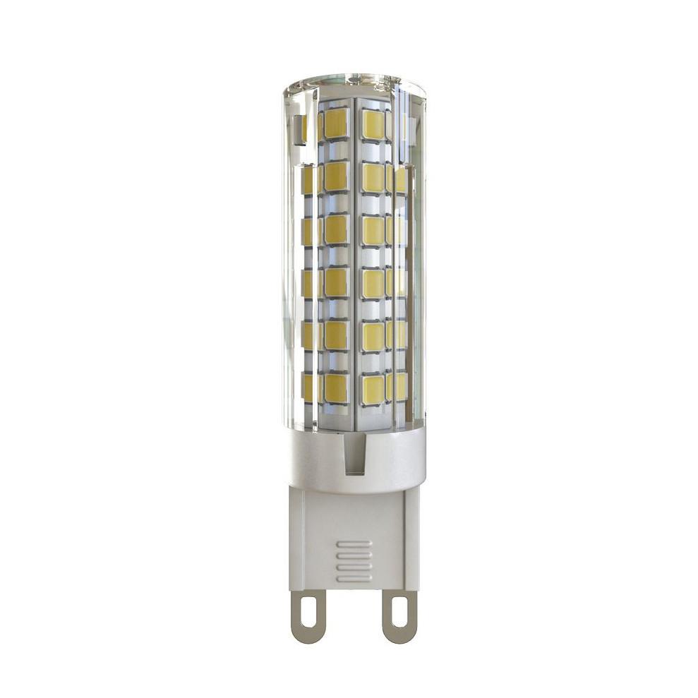 Купить Светодиодная лампа Voltega 220V G9 7W (соответствует 70 Вт) 530Lm 2800K (теплый белый) 7036