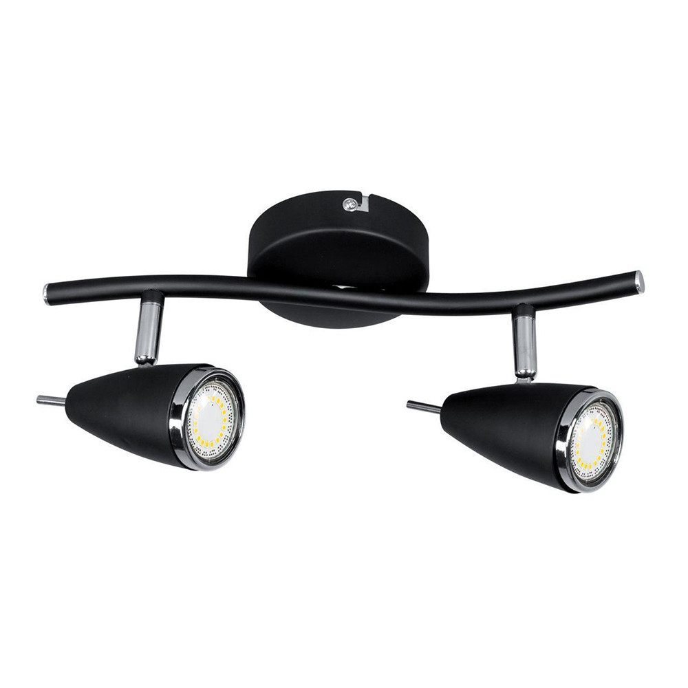 Светильник Spot Light Spot Light Linda Black 2098204 от svetilnik-online