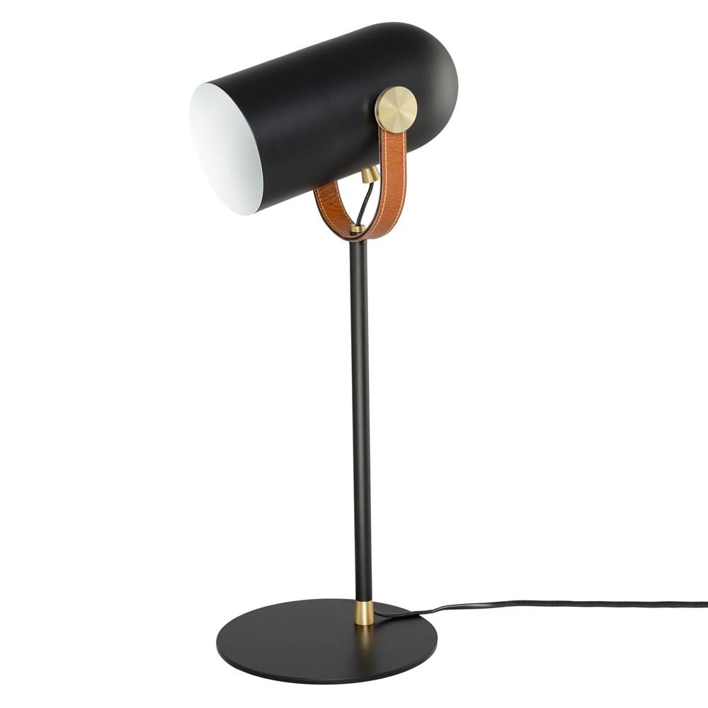Настольная лампа RiForma RiForma Soffit 5-4856-1-BK E27 от svetilnik-online