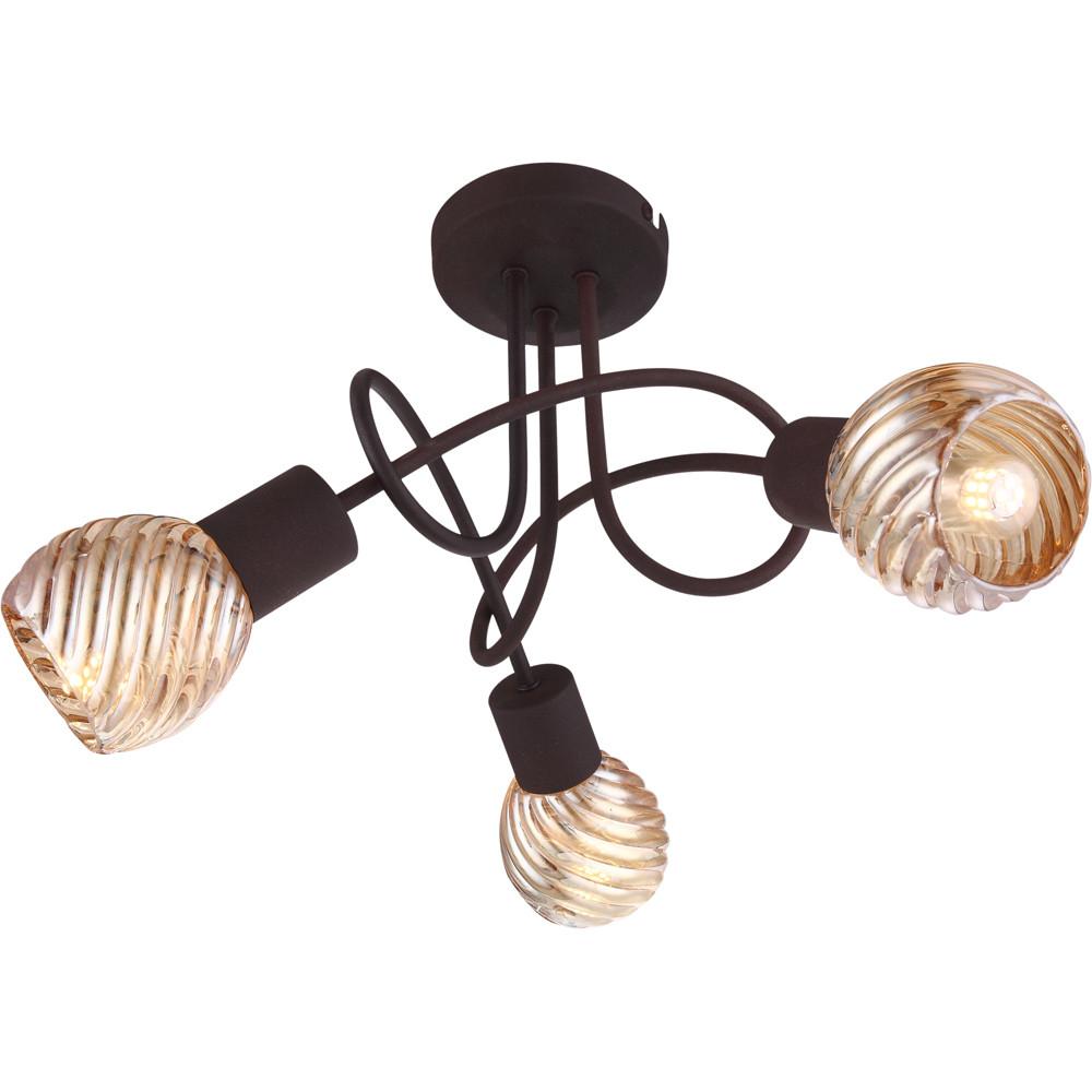 Купить Светильник Потолочный Globo Becky 54644-3Do