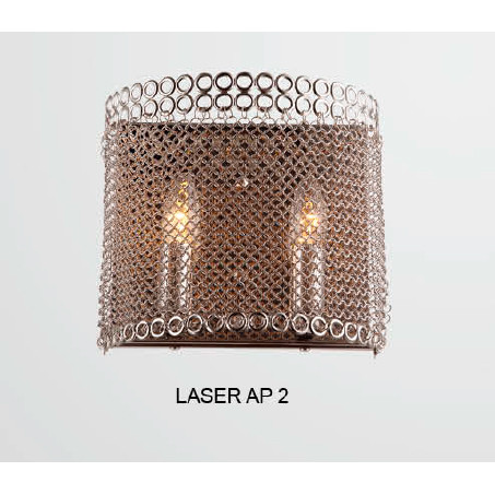 Светильник Crystal lux Crystal Lux LASER AP 2 от svetilnik-online