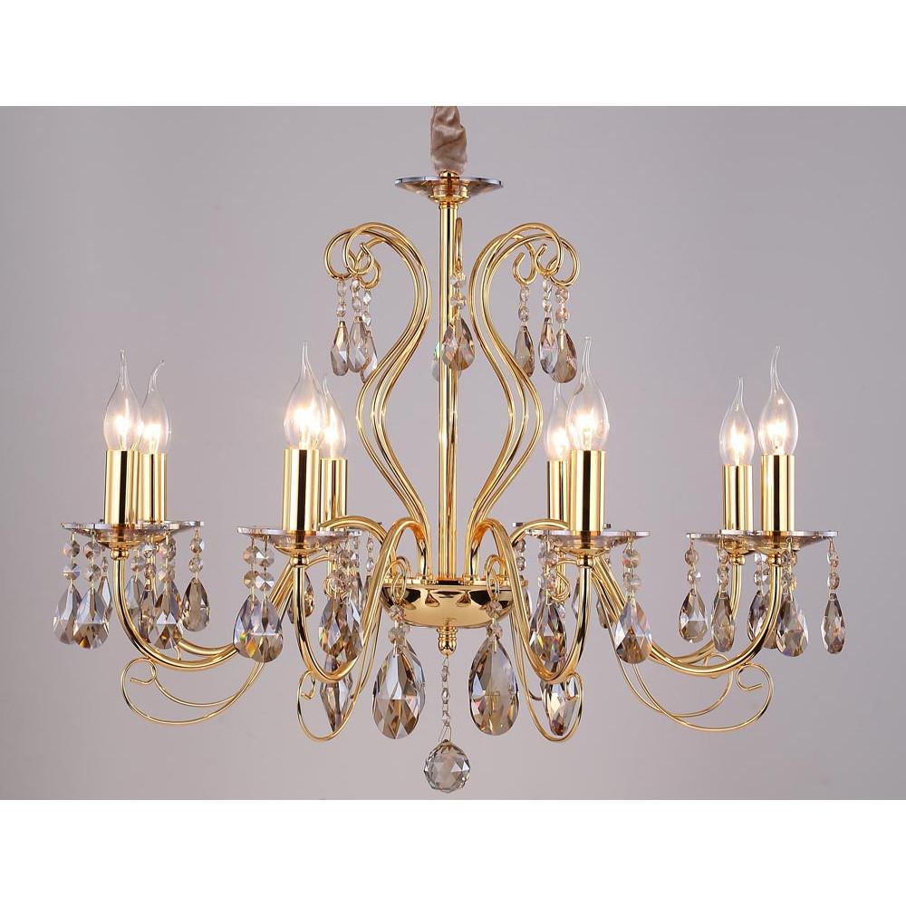 Люстра Newport Newport 10800 10808/S gold от svetilnik-online