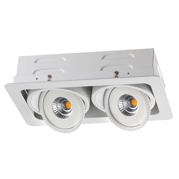 Светильник точечный Novotech Gesso 357581  - Купить