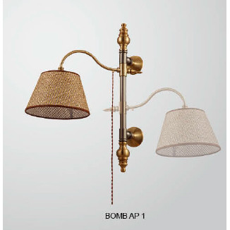 Светильник Crystal lux Crystal Lux BOMB AP 1 от svetilnik-online