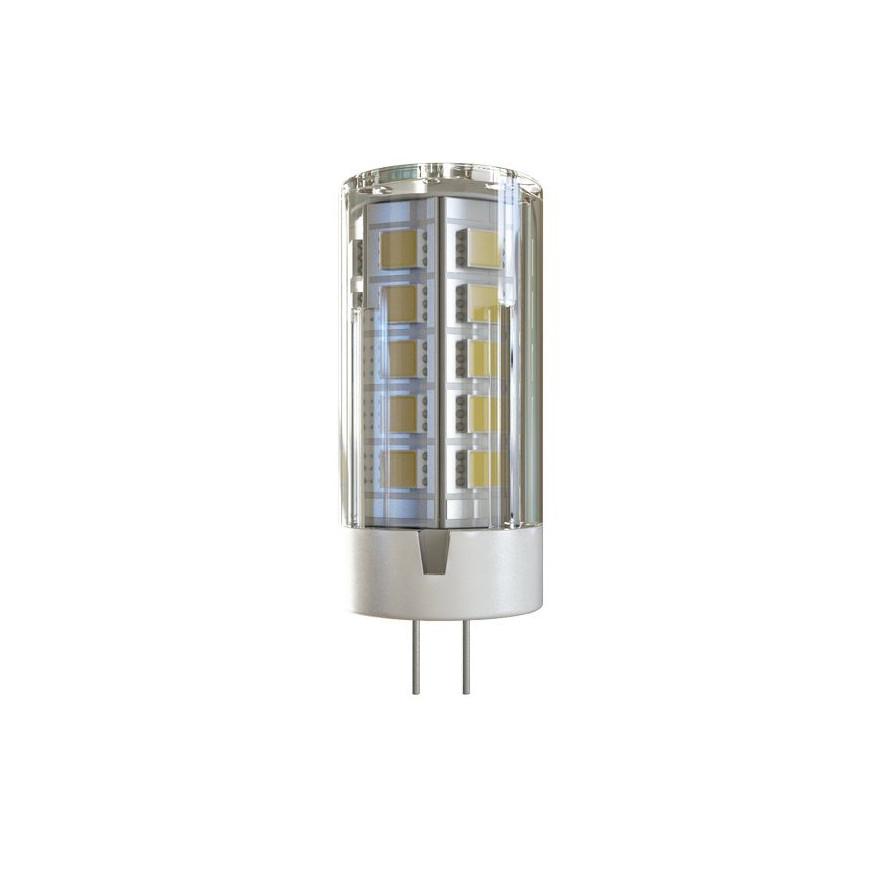 Купить Светодиодная лампа Voltega 12V G4 4W (соответствует 40 Вт) 330Lm 2800K (теплый белый) 7030