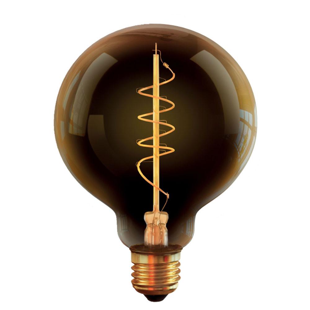 Купить Диммируемая светодиодная лампа шар Voltega E27 4W (соответствует 60W) 300Lm 2000К (желтый) 7076