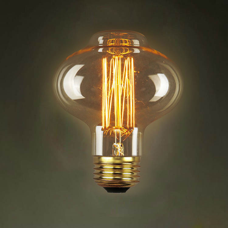 Лампочка Loft It Ретро лампа накаливания Loft It E27 40W 220V 8540-SC от svetilnik-online