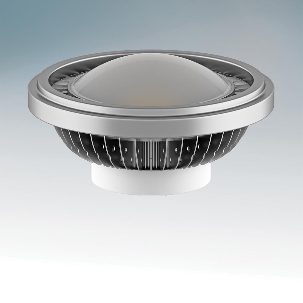 Купить Светодиодная лампа Lightstar 220V G53 12W (соответствует 110 Вт) 2800K (теплый белый) 932142