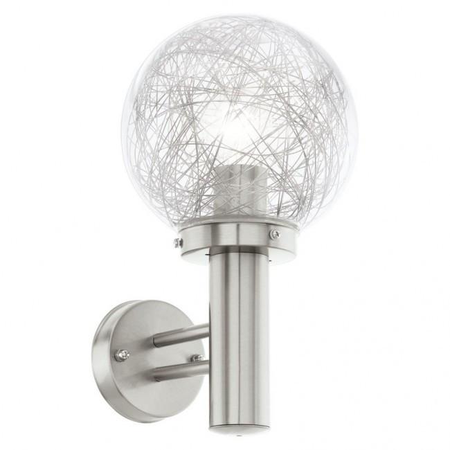 Уличный настенный светильник Eglo Nisia 1 93366Уличный настенный светильник Eglo Nisia 1 93366<br>