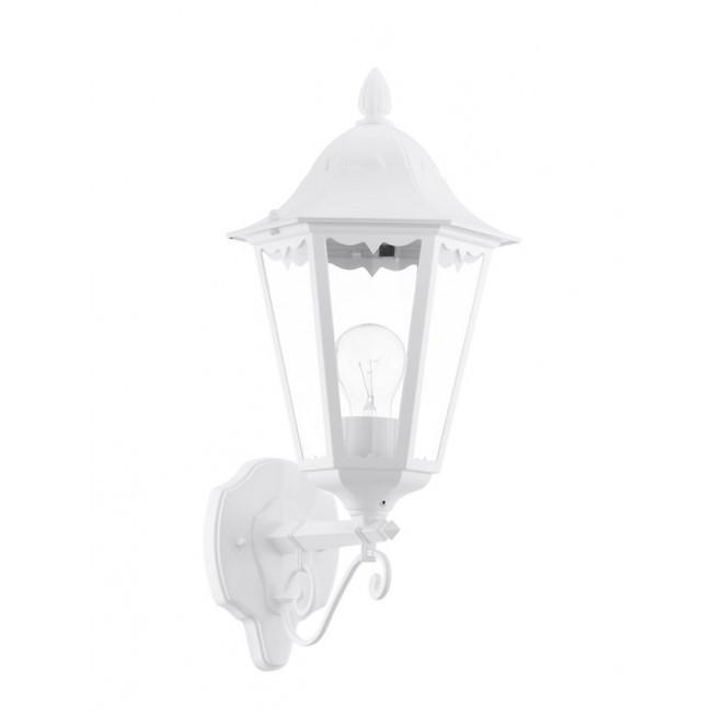 Уличный настенный светильник Eglo Navedo 93446  - Купить