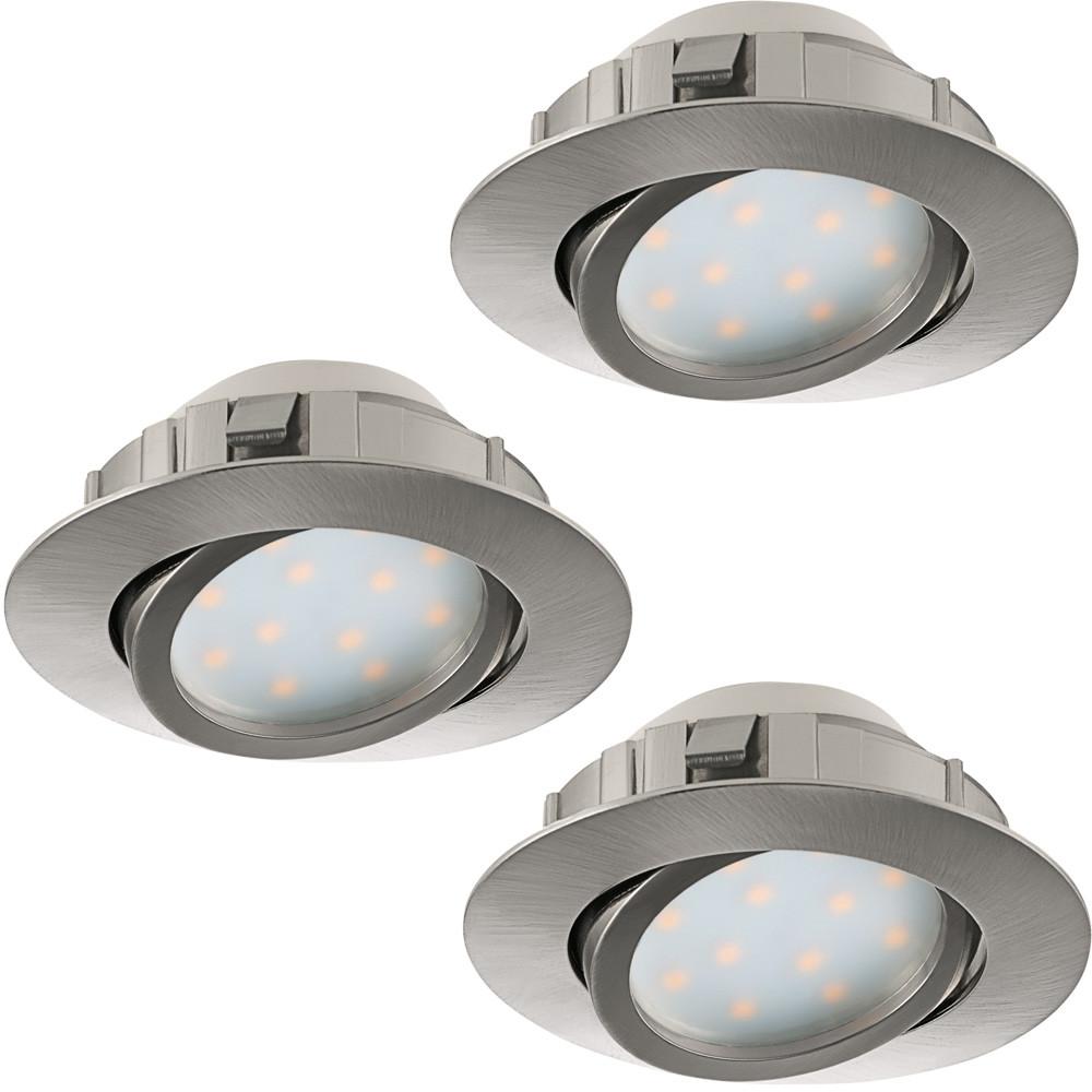 Светильник точечный Eglo Pineda 95853Светильник точечный Eglo Pineda 95853<br>