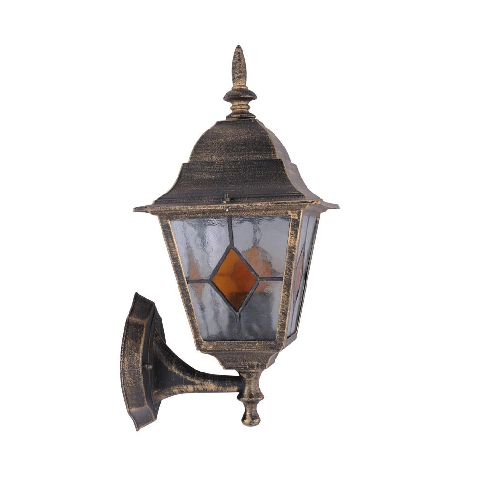 Купить Уличный настенный светильник Arte Berlin A1011AL-1BN
