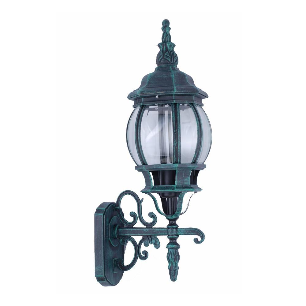 Купить Уличный настенный светильник Arte Atlanta A1041AL-1BG