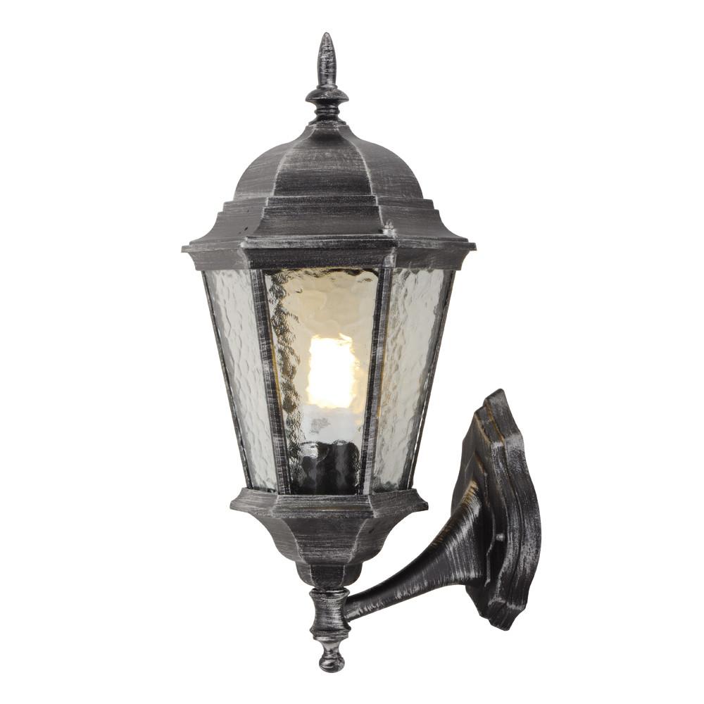 Купить Уличный настенный светильник Arte Genova A1201AL-1BS