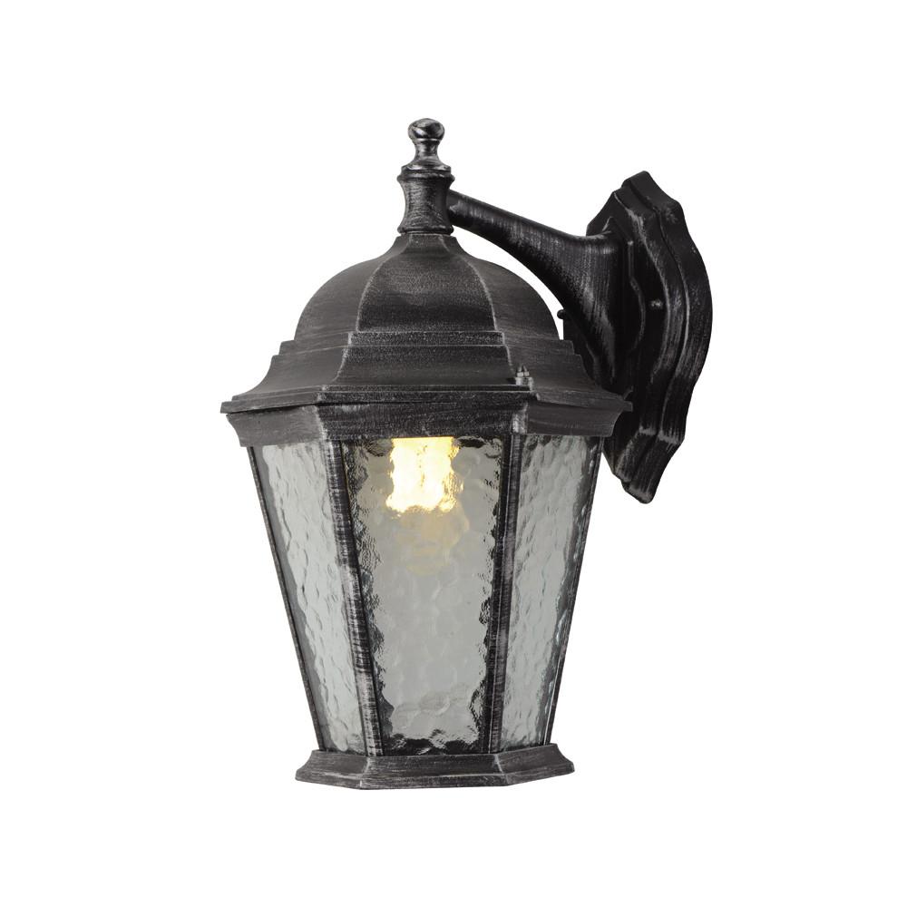 Купить Уличный настенный светильник Arte Genova A1202AL-1BS