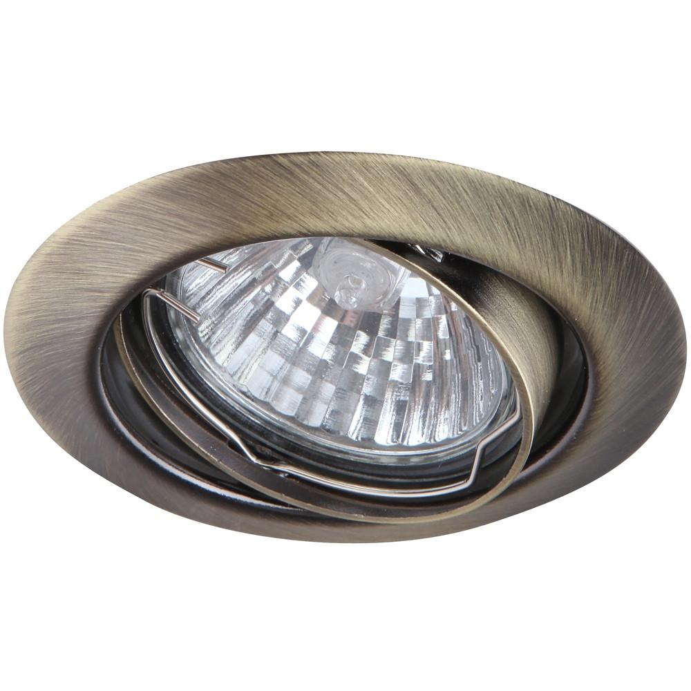 Светильник точечный Arte Praktisch A1213PL-3AB  - Купить