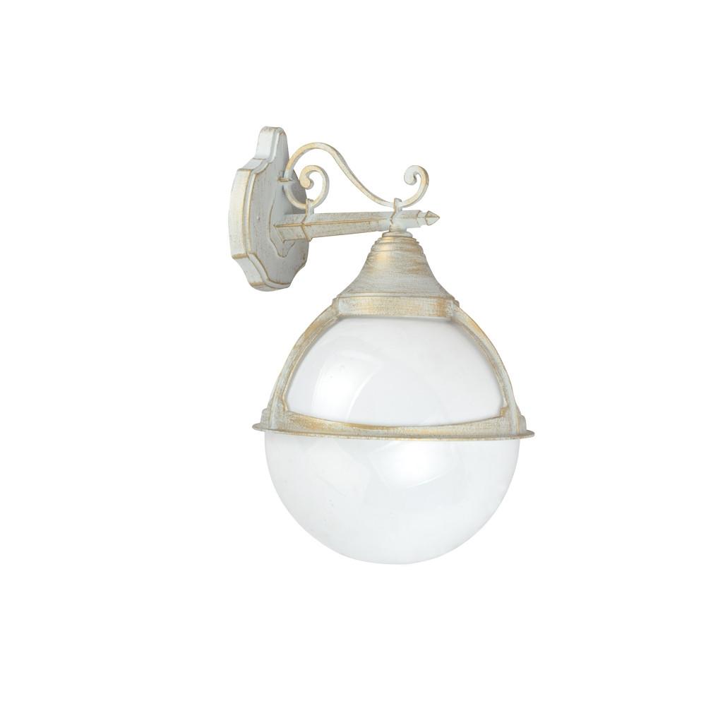Купить Уличный настенный светильник Arte Monaco A1492AL-1WG
