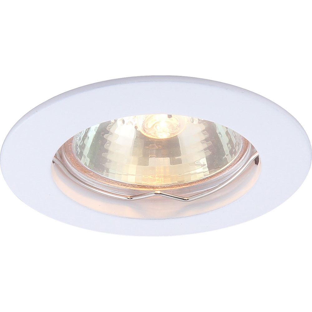 Точечный светильник Arte Arte Basic A2103PL-1WH от svetilnik-online