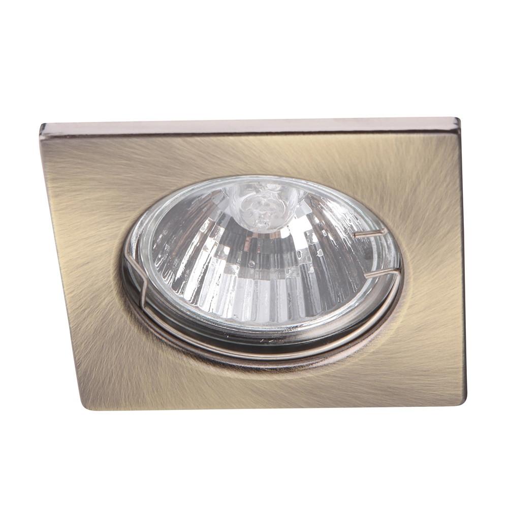 Купить Светильник точечный Arte Quadratisch A2210PL-3AB