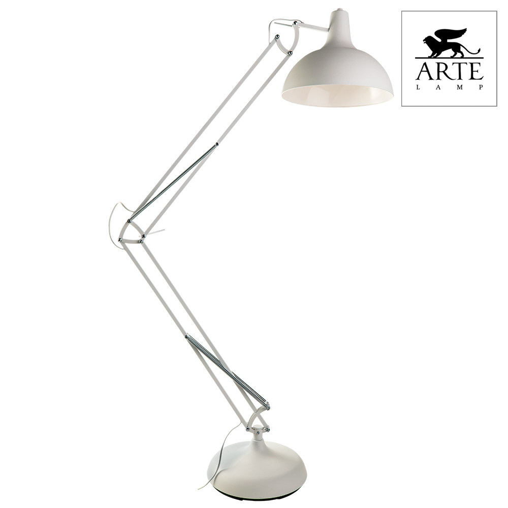 Купить Торшер Arte Goliath A2487PN-1WH