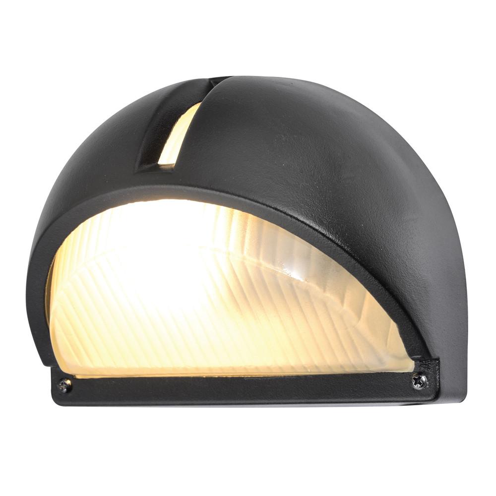 Купить Уличный настенный светильник Arte Urban A2801AL-1BK