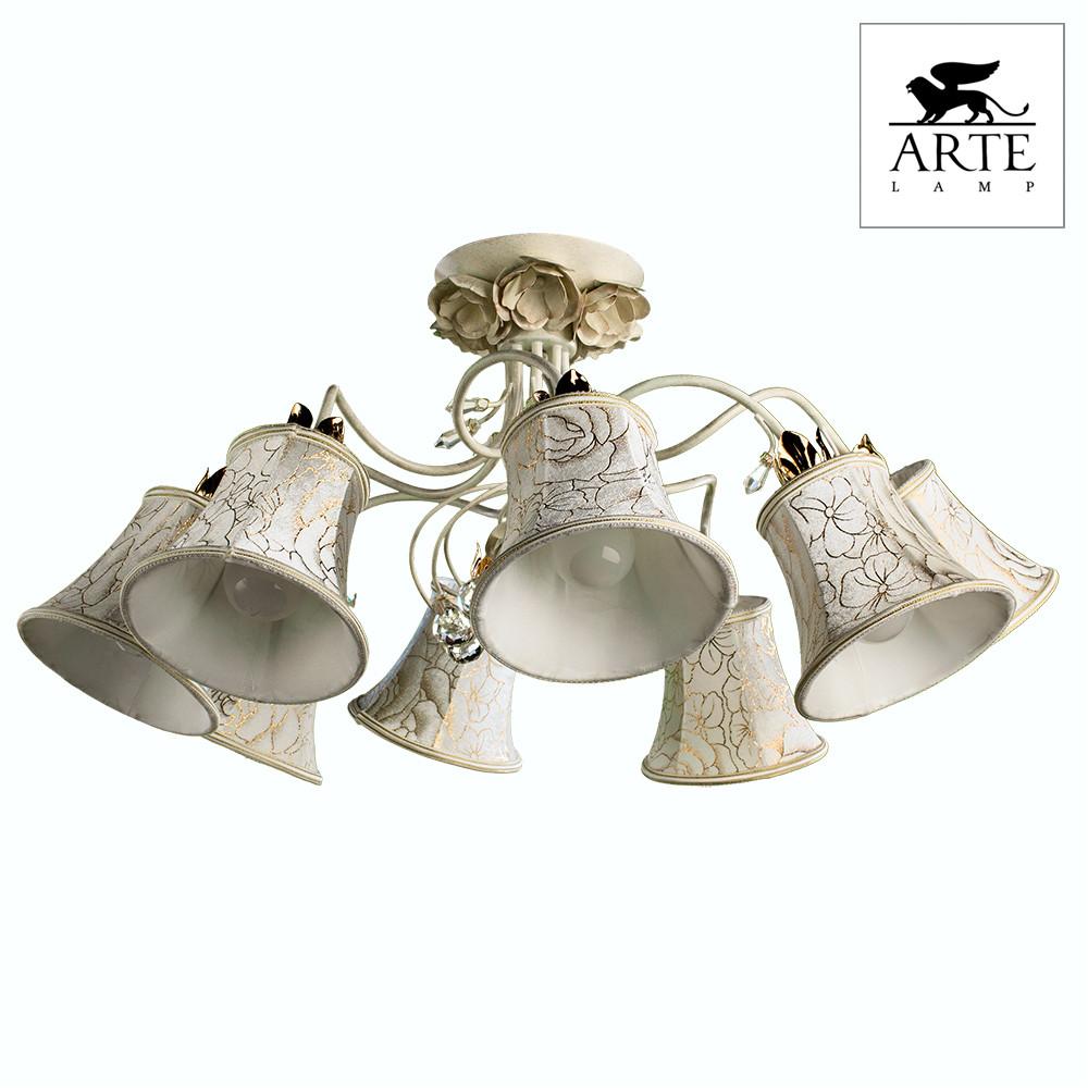 Светильник потолочный Arte Bellis A2819PL-8WGСветильник потолочный Arte Bellis A2819PL-8WG<br>