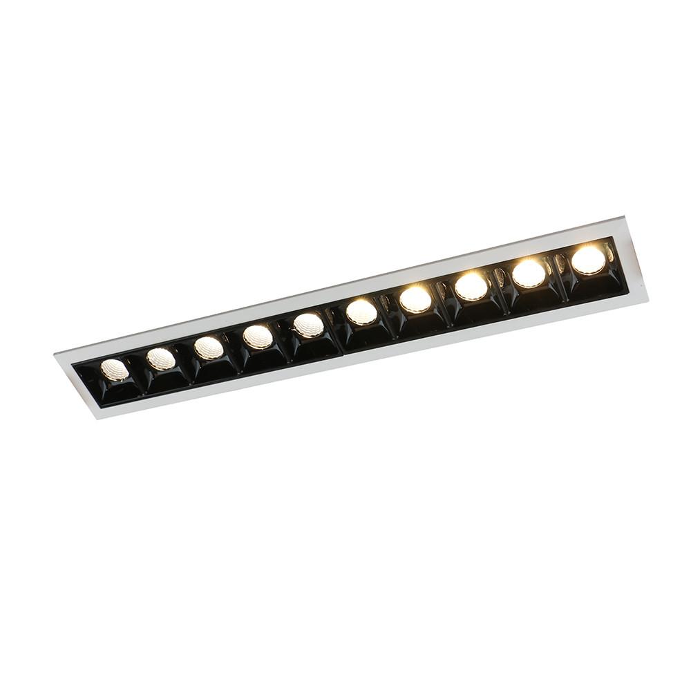 Купить Светильник точечный Arte Grill A3153PL-10BK
