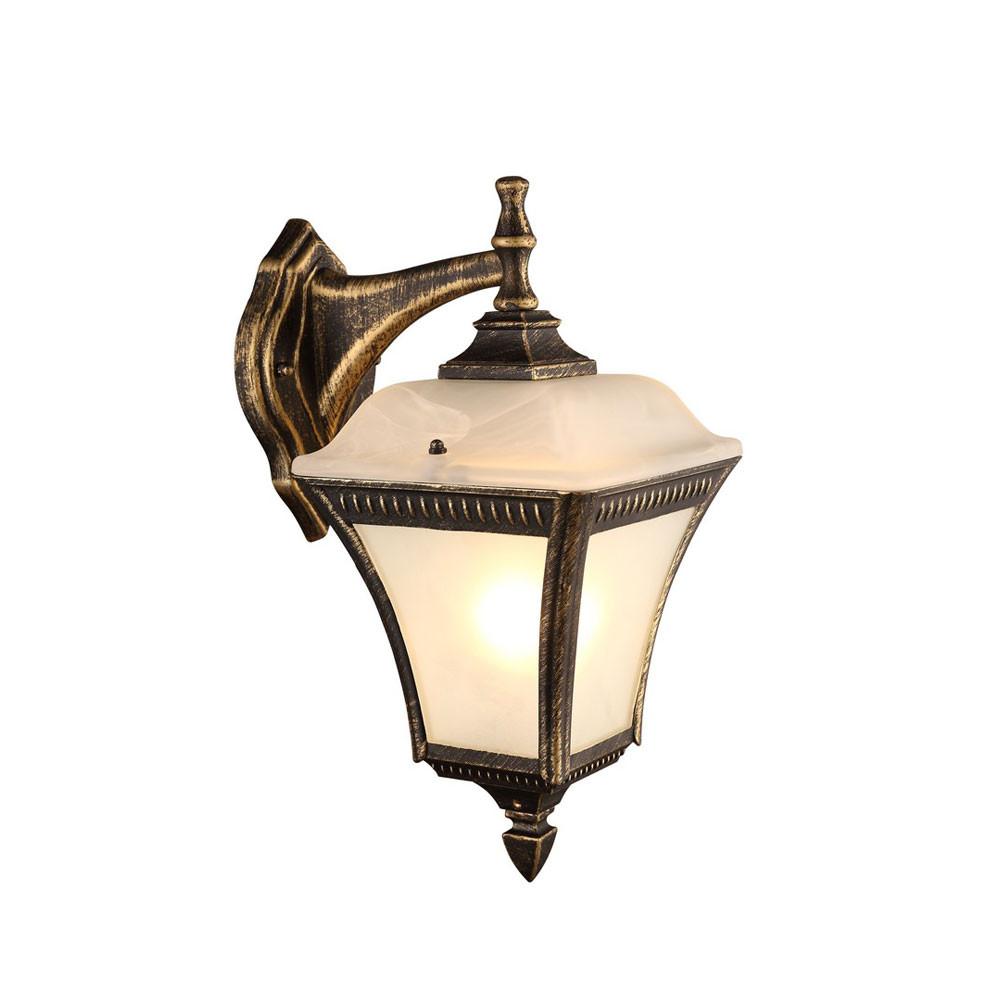 Купить Уличный настенный светильник Arte Memphis A3161AL-1BN
