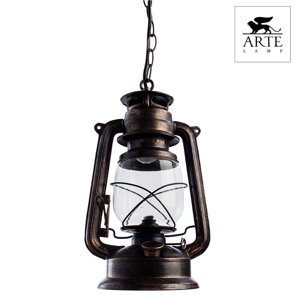 Купить Светильник (Люстра) Arte Galata A3843SP-1BG
