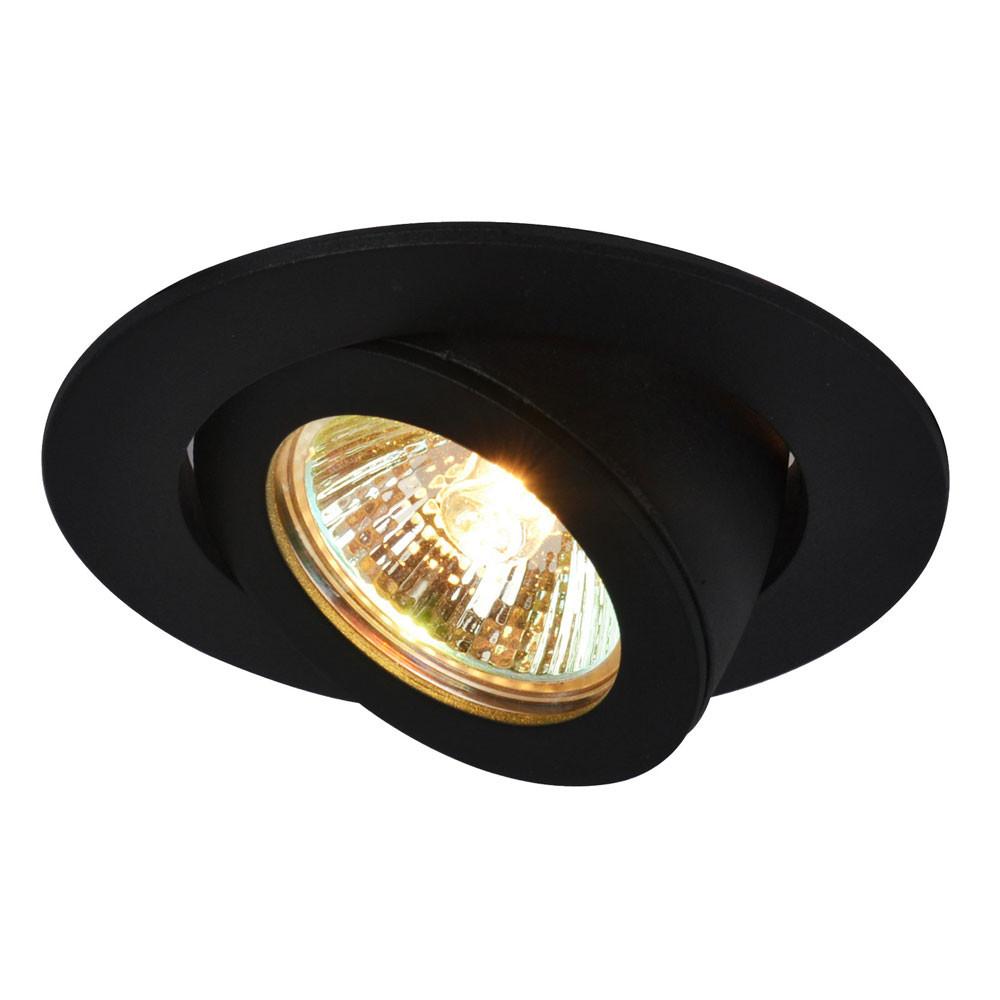 Светильник точечный Arte Accento A4009PL-1BKСветильник точечный Arte Accento A4009PL-1BK<br>