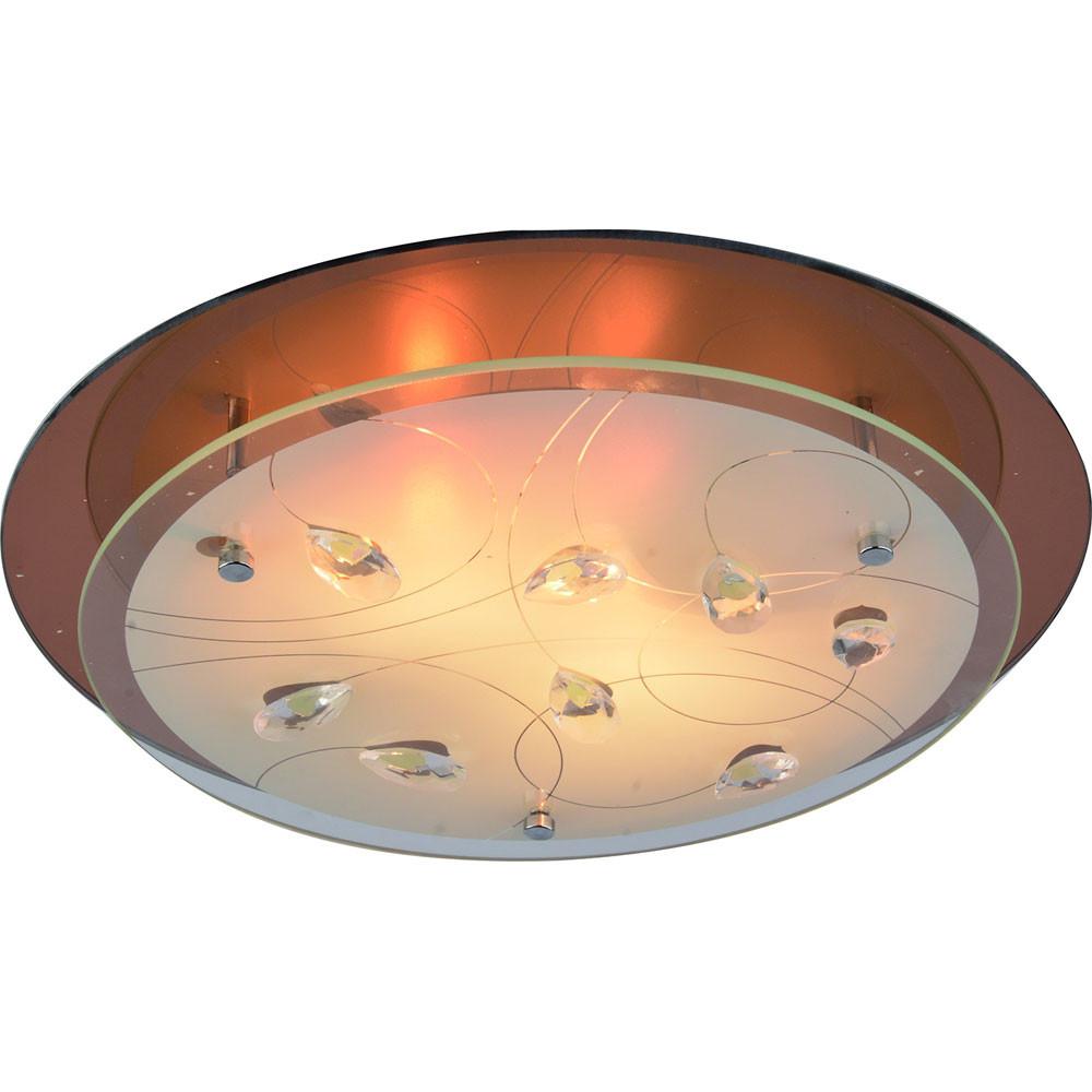 Светильник настенно-потолочный Arte Tiana A4043PL-3CCСветильник настенно-потолочный Arte Tiana A4043PL-3CC<br>