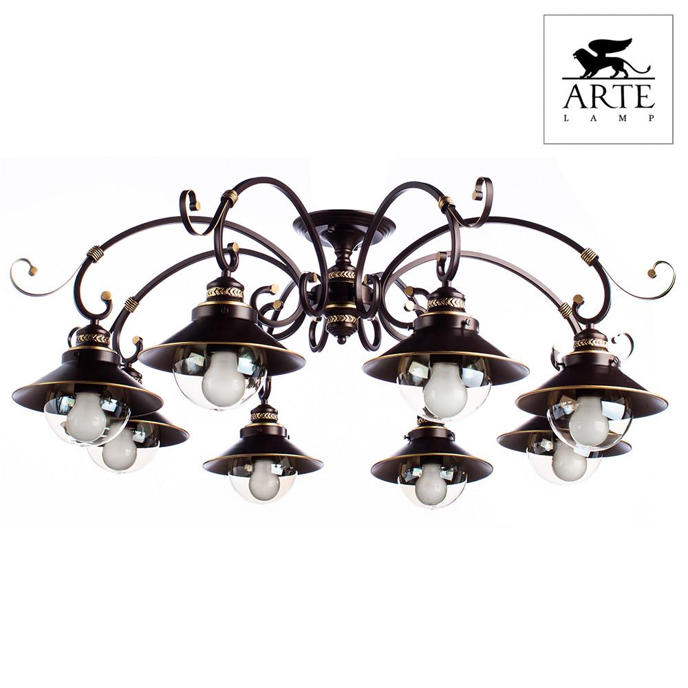 Купить Светильник потолочный Arte Grazioso A4577PL-8CK